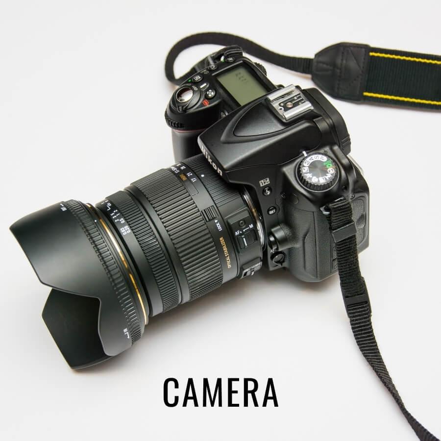Camera-diamu