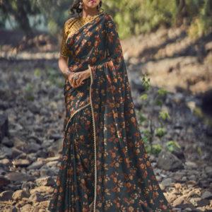 LT Shailey Manipuri Silk Saree Diamu