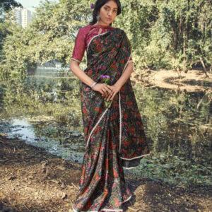 LT Shailey Manipuri Silk Sare DLMS-109
