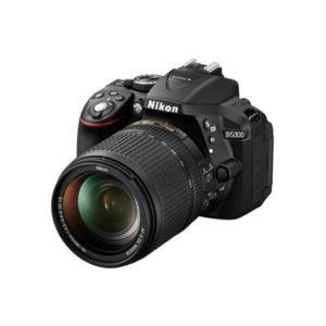 Nikon D5300 DSLR 24.2 MP Builtin Wi-Fi With 18-55mm Lens 1