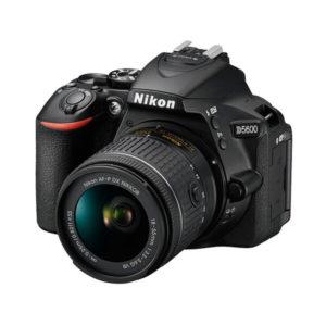Nikon D5600 Digital SLR Camera with 18-55mm Lens 2