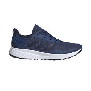 Adidas DURAMO 9 Trainers- Navy