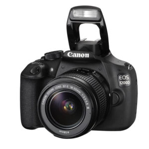 Canon EOS 1200D Digital SLR Camera 8