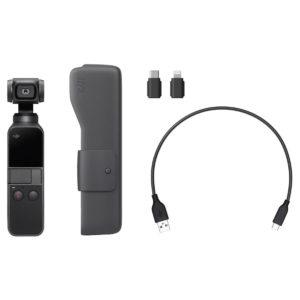 DJI Osmo Pocket 3-axis Handheld Gimbal Camera