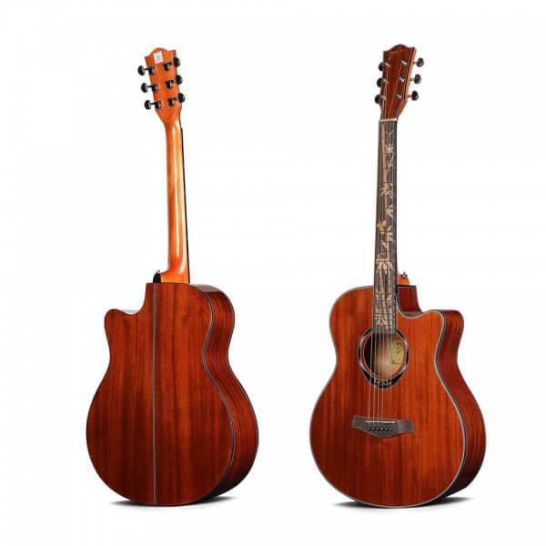 Deviser L725B Acoustic Guitar
