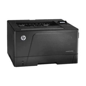 HP LaserJet Pro M706n A3 Printer Diamu