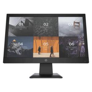 HP P19V G4 HD Monitor 18-5 inch