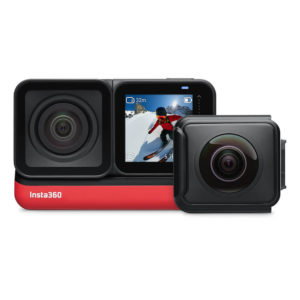 Insta360 ONE R Twin Edition 4K Action Camera