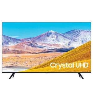 Samsung 55-inch 4K Smart Crystal UHD TV - 55TU8000