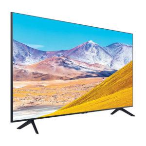 Samsung 43-inch 4K Smart Crystal UHD TV - 43TU8000