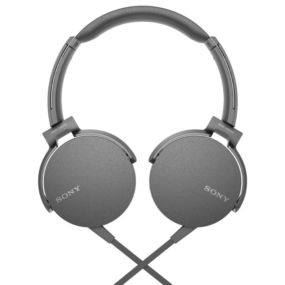 Sony MDR-XB550AP EXTRA BASS Over-ear Headphones