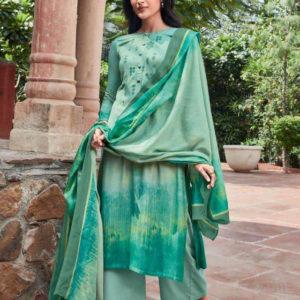 Heer Pashmina Designer Suit And Dress Material