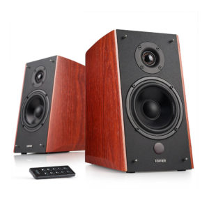 Edifier-Powered-Bookshelf-Speaker-R2000DB-Brown