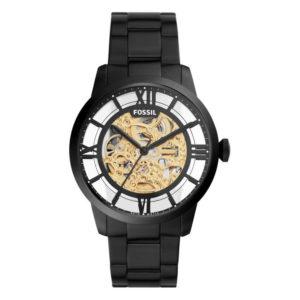 Fossil Townsman Men's Watch - Analog Black Dial ME3197