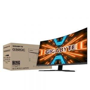 Gigabyte-G32QC-Gaming-Monitor-32-inch-Curved-165Hz
