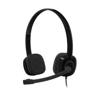 Logitech-H151-Single-Port-Headphone
