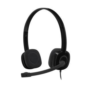 Logitech-H151-Single-Port-Headphone