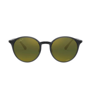Ray-Ban Polarized Phantos Unisex Sunglasses Rb4336CH Green