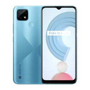 Realme C21 4g Smartphone Blue