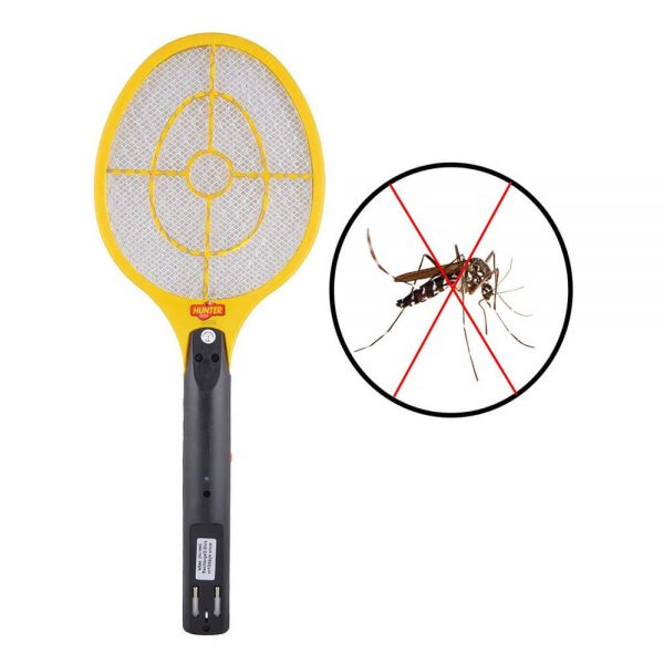 Rechargeable-Mosquito-Swatter-Bat