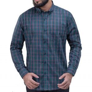 Men's Casual Fit Cotton Shirt