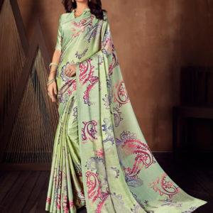 Satin-Georgette-Saree-Bela-Fashion-DBSS-28090A