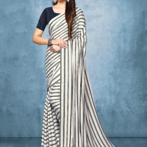 Satin-Printed-Fancy-Saree