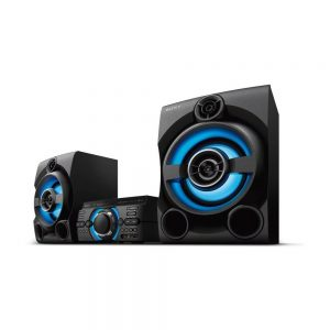 Sony-MHC-M60D-High-Power-Audio-System