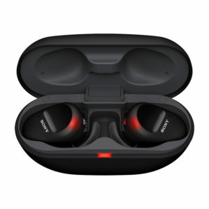 Sony WF-SP800N TWS Noise-Cancelling Earbuds