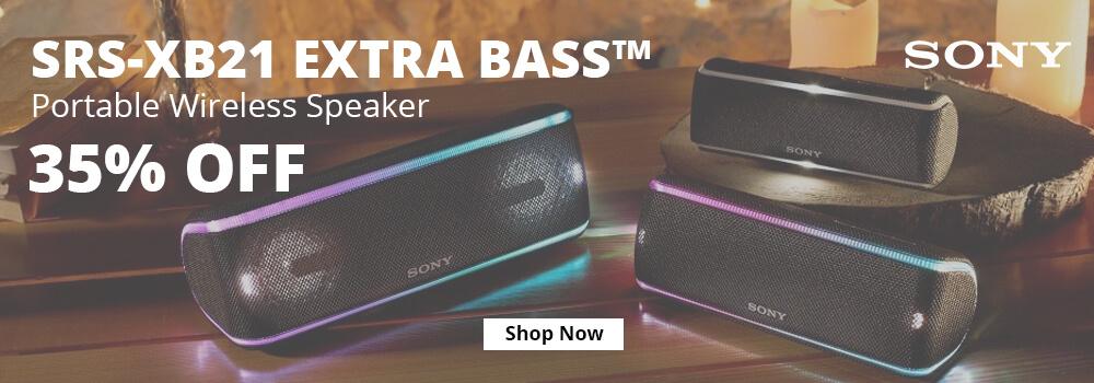 Sony-XB21