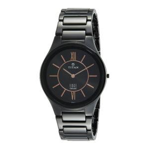 Titan-Edge-Ceramic-Analog-Black-Dial-Mens-Watch-NM1696NC01