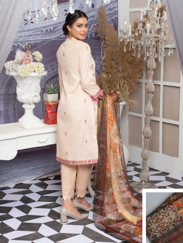Mysuri Embroidered Lawn Salwar Suits MTF