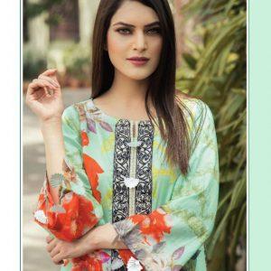Pure Cotton Print Salwar Suits