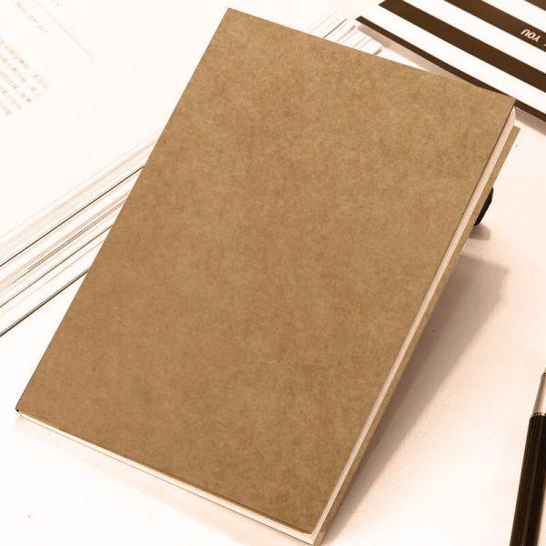 Vintage A5 Notebook