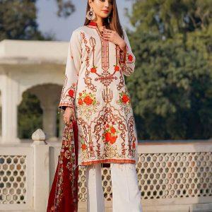 Premium Jacquard Suits Dupatta