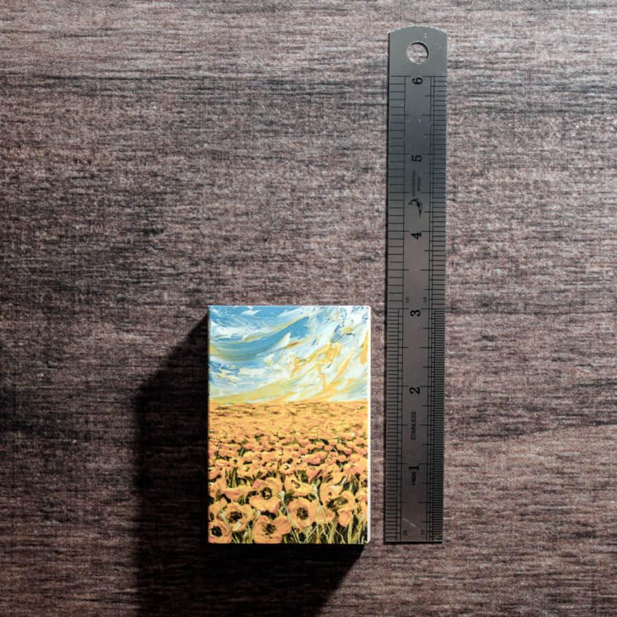 Vintage Mini Memo Pad