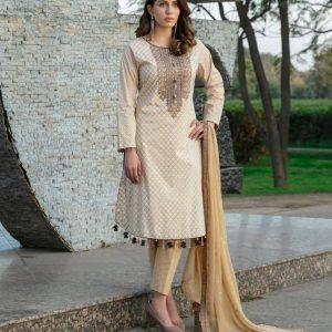 Lawn Print Embroidered Suits