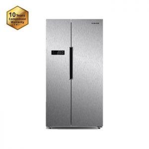 SINGER Side-by-Side Refrigerator 436 Liters