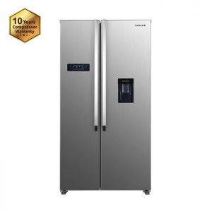 SINGER Side-by-Side Refrigerator 521 Liters
