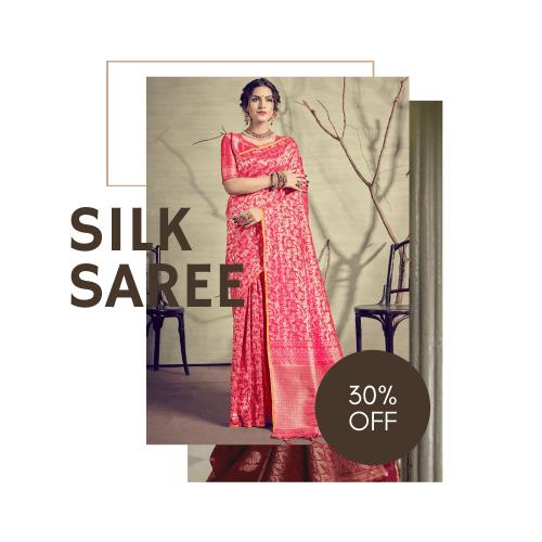 Silk Saree Sale Diamu