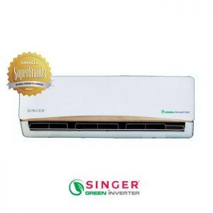 Singer Air Conditioner 1.5 Ton Green Inverter