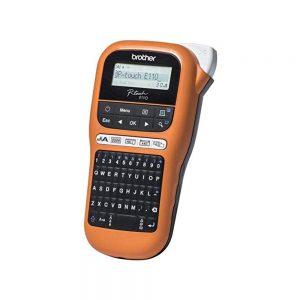 Brother-PT-E110VP-Handheld-Label-Printer