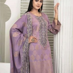 Lawn Banaras Embroidered Suits