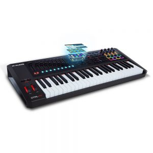 M-Audio-CTRL49-49-Key-USB-MIDI-Smart-Controller-with-Full-Color-Screen