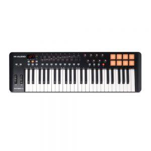 M-Audio-Oxygen-49-IV-USB-MIDI-Performance-Keyboard