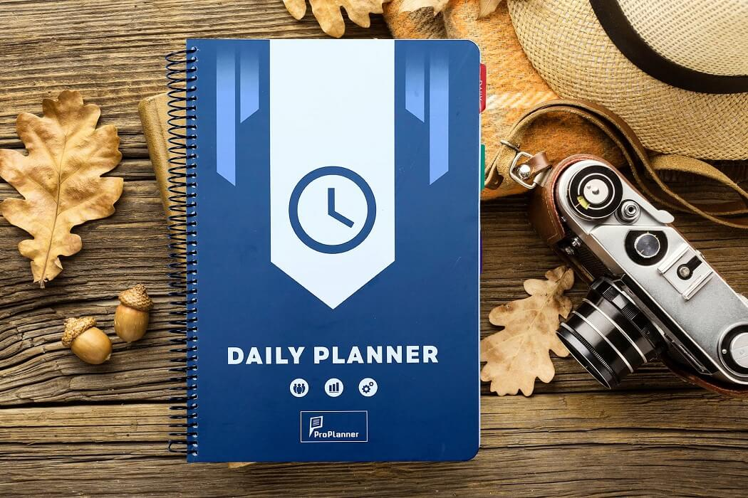 ProPlaner-Daily-Planner-Notebook