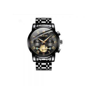 Olevs 2859BGL Men's Quartz Watch