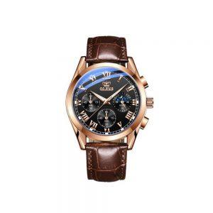 Olevs 2871BRGL Men's Quartz Watch