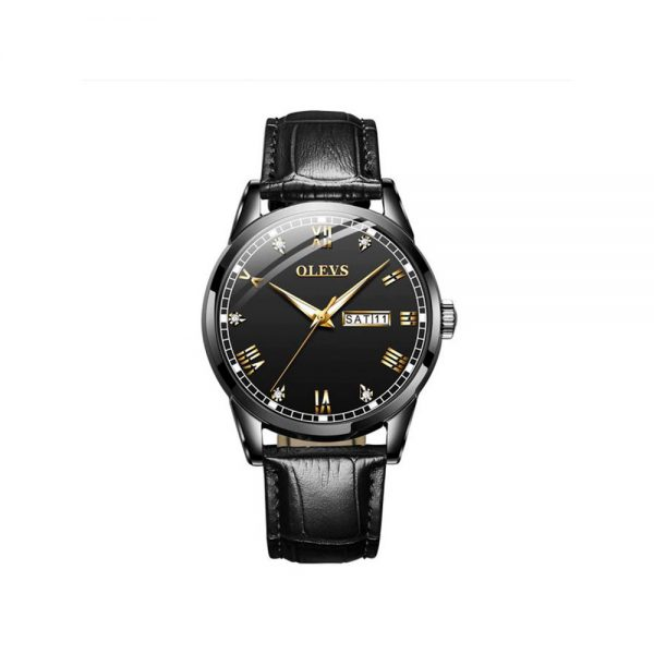 Olevs 6896BL Men's Quartz Watch