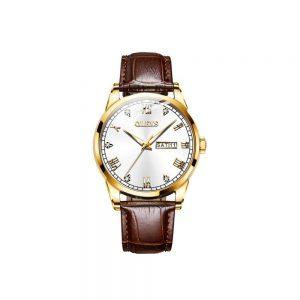 Olevs 6896BRW Men's Quartz Watch